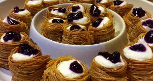 صورة حلويات سعد الدين , وصفات الحلوي السحرية