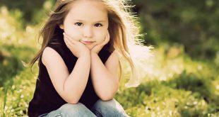 الاطفال احباب الله رؤيتهم خير , طفلة جميلة في المنام