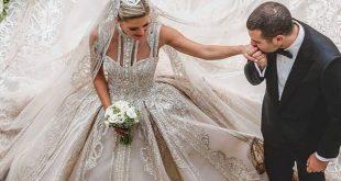 فساتين للعرايس القمرات , صور فساتين عروس