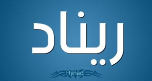 صورة يعني ايه ريناد , ما معنى اسم ريناد