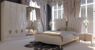 صورة الشياكة في الديكورات التركي , غرف نوم تركية