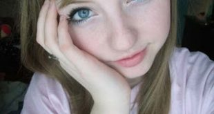 صورة صبايا عيونهم ملونة , بنات امريكية