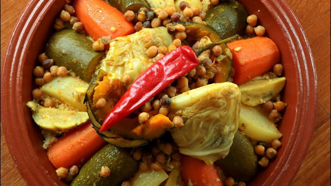 صورة اعملي احلي طبق كسكسي مع الدجاج واليقطين , اطباق رمضانية جزائرية 6319 2